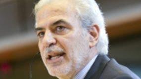 Christos Stylianides. comisario del plan de ayuda.