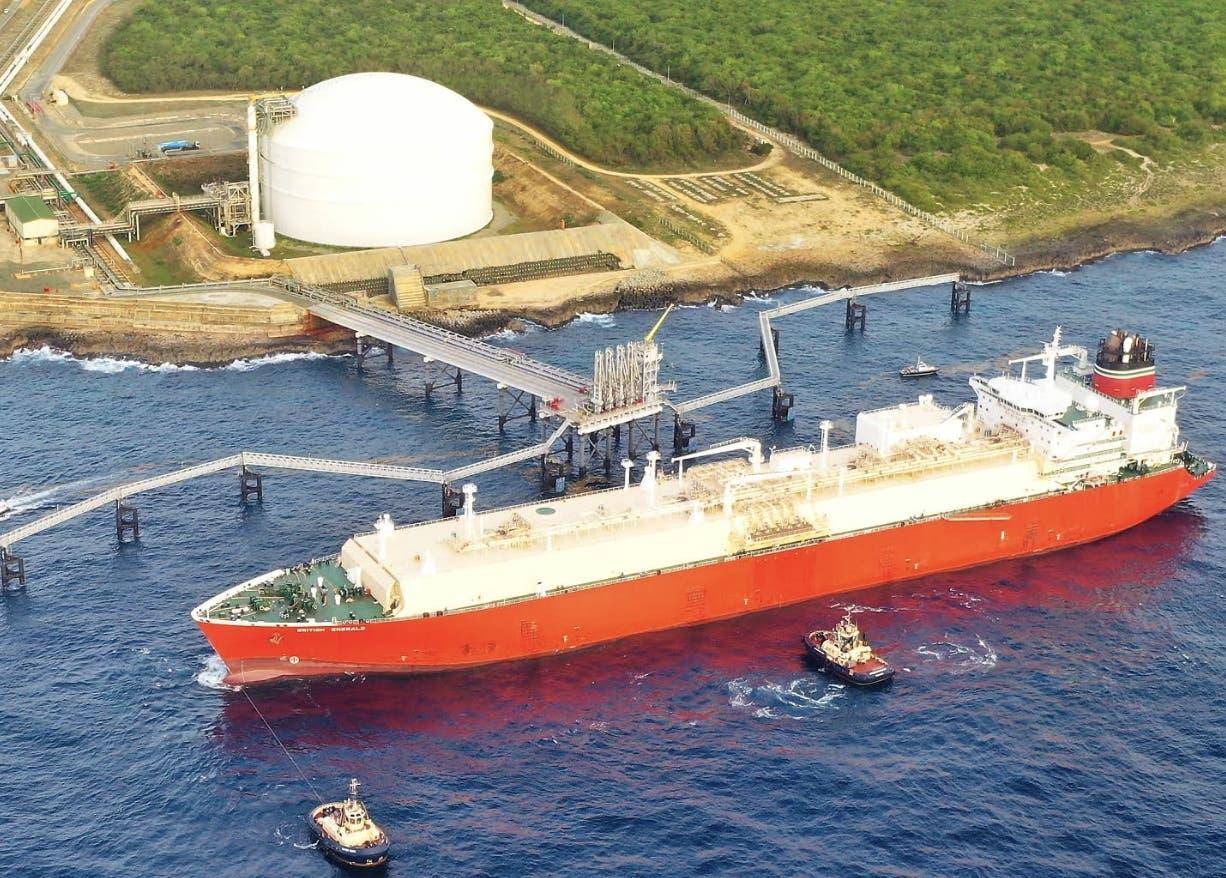 AES Dominicana ha reexportado volúmenes hacia Inglaterra, Barbados, Panamá y Guyana.