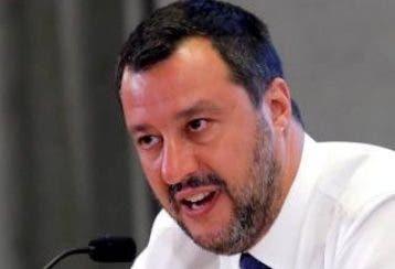 Matteo Salvini da por rota la coalición de Gobierno en Italia y exige elecciones