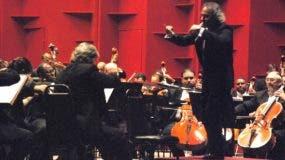 José antonio Molina dirigirá la Orquesta Sinfónica Nacional en el aniversario del TN.