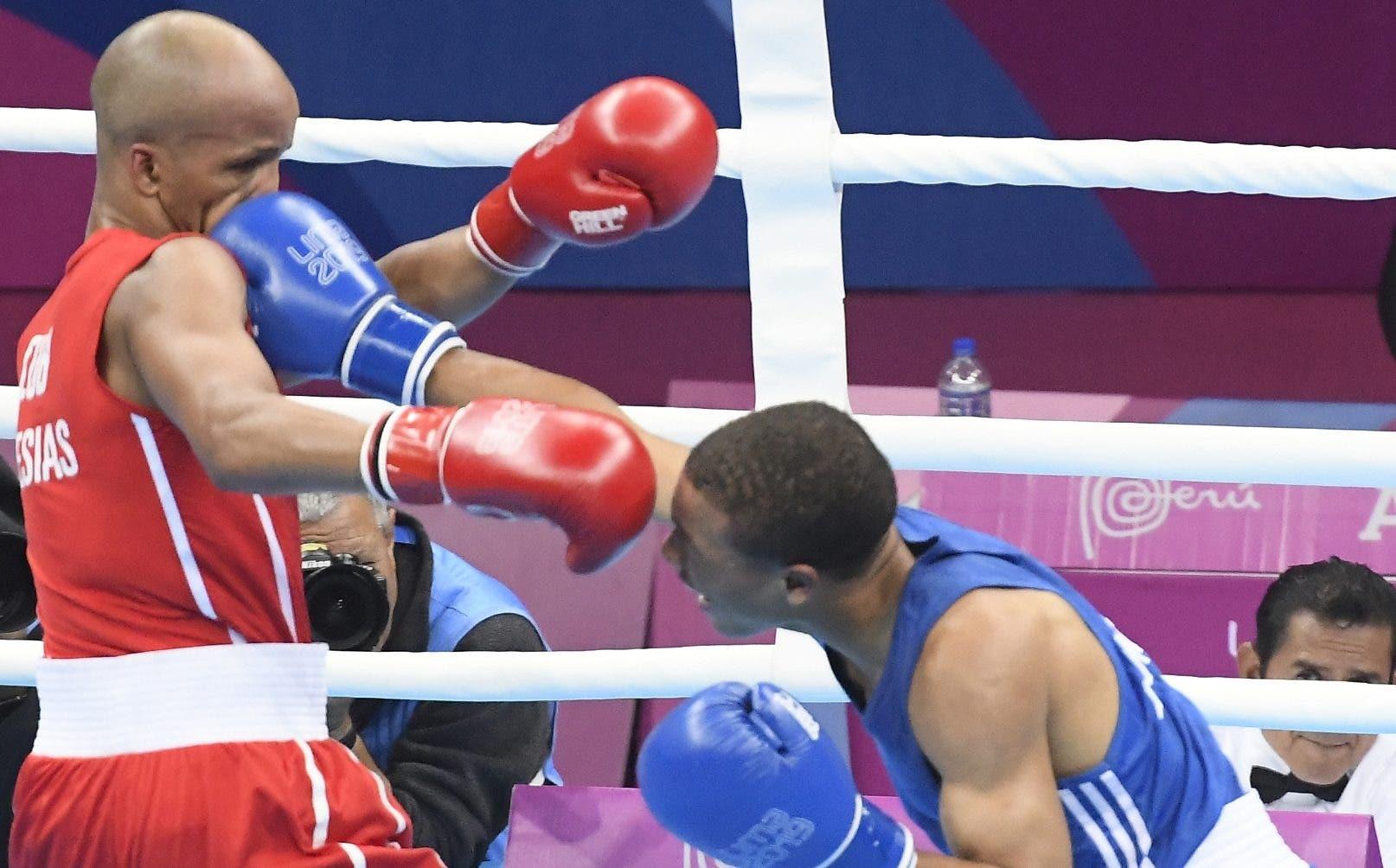 Roan Polanco siempre se mantuvo firme en todas sus competencias en los Panamericanos de Lima Perú.