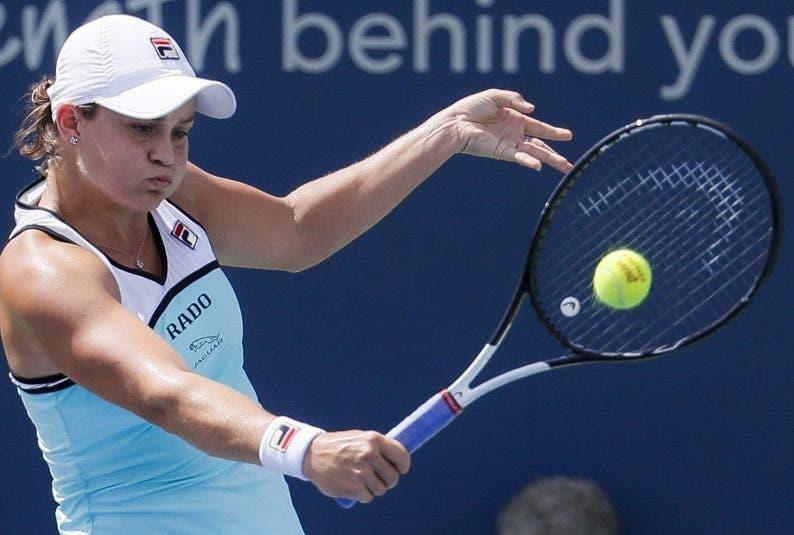 Barty y Pliskova se enfrentarán en  final torneo de Wimbledon