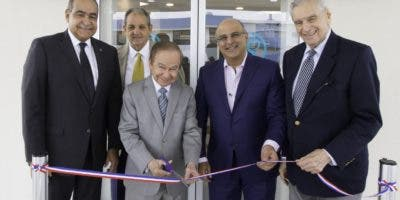 Julio Castaños G., Donald Hurtado, Ellis Pérez, Arnaldo Espaillat y  Federico Henríquez.