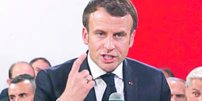 El presidente Emmanuel Macron será el anfitrión.