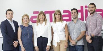 Marcos Bergés, Patricia González, Pilar González, Jackeline González, Ricardo Tarrazo y  Bryant Ceballos.