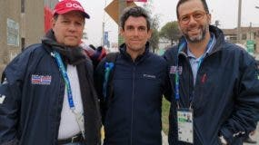 Felipe Vicini, Manuel Antuña y Manuel Luna, fuente externa