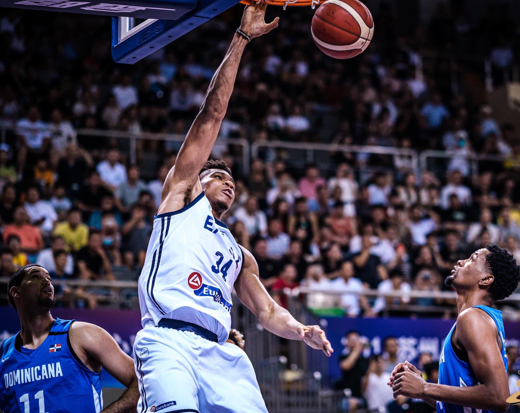 RD pierde un batallado juego contra Grecia