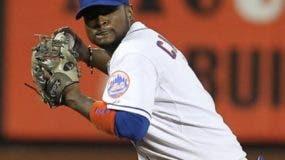 Luis Castillo otrora brillante  intermedista  de MLB.  Archivo