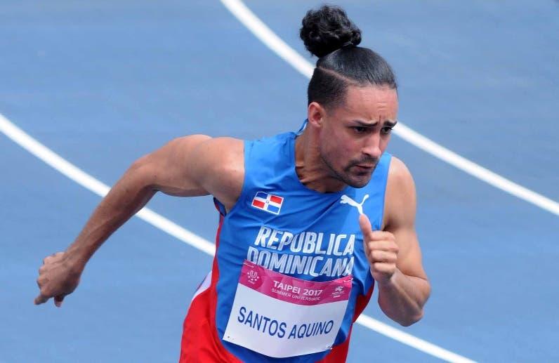 Luguelín busca clasificar mañana en los 400 metros