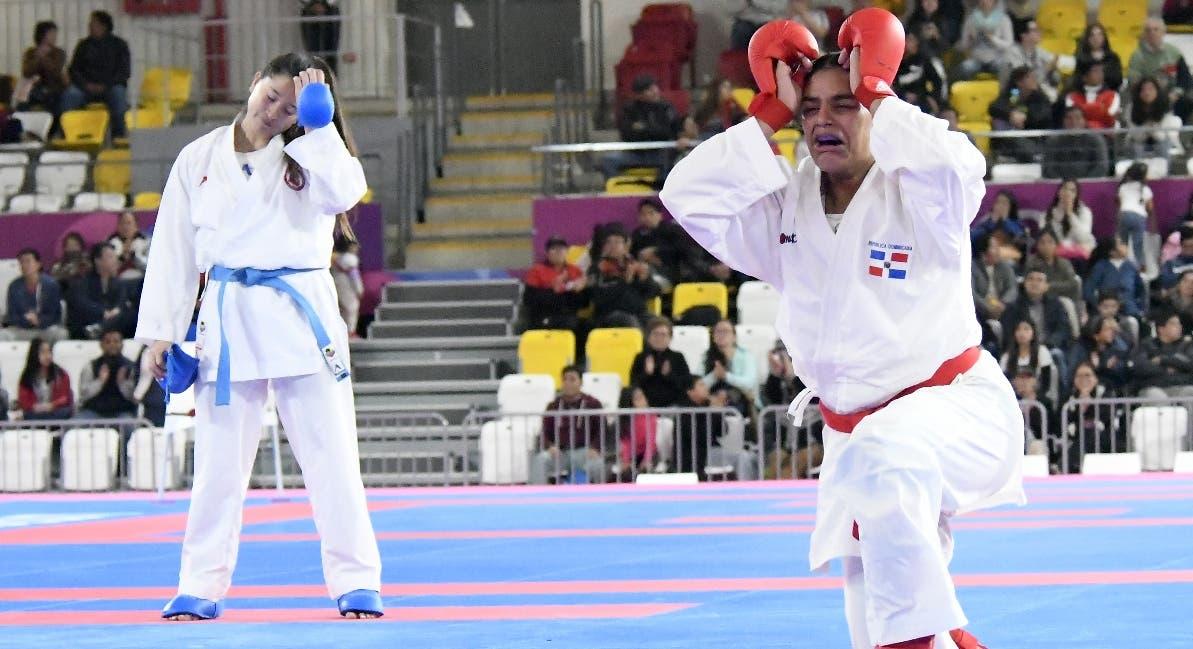 El karate criollo se adueña de los Panam