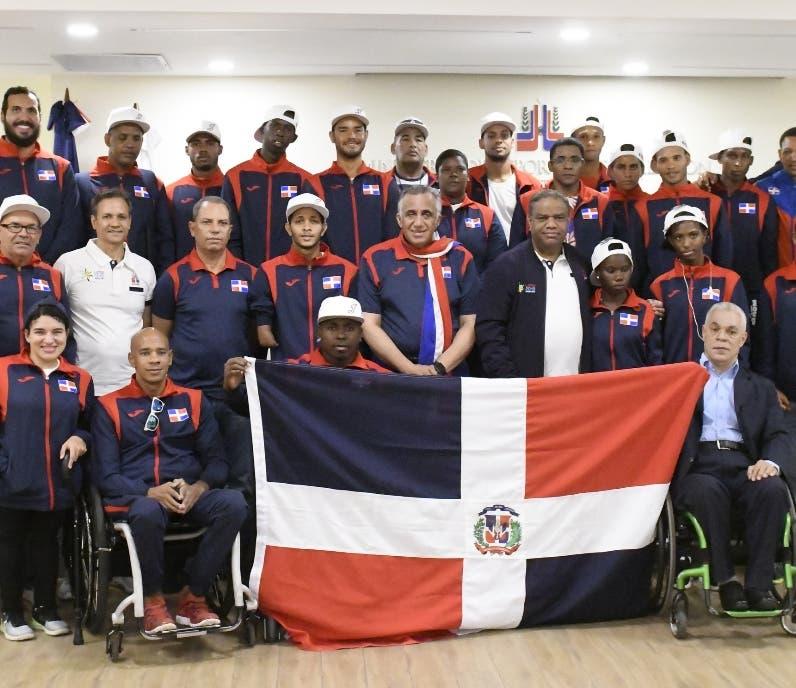 Delegación de RD va hoy optimista a Panam en Lima