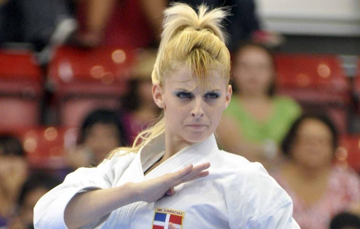 Dimitrova asegura ganará oro karate de los Panam
