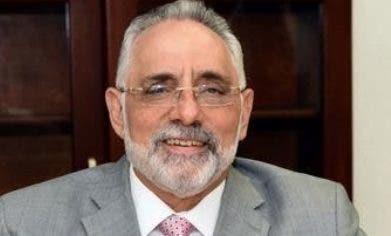 Vitelio Mejía Ortiz, presidente de Lidom. fuente externa