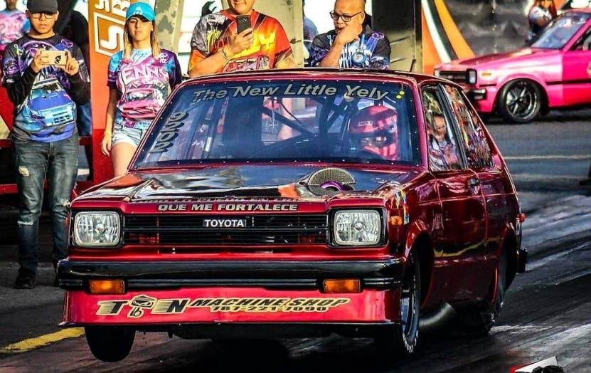Un auto  de  Puerto Rico que competirá en   evento.  fuente externa