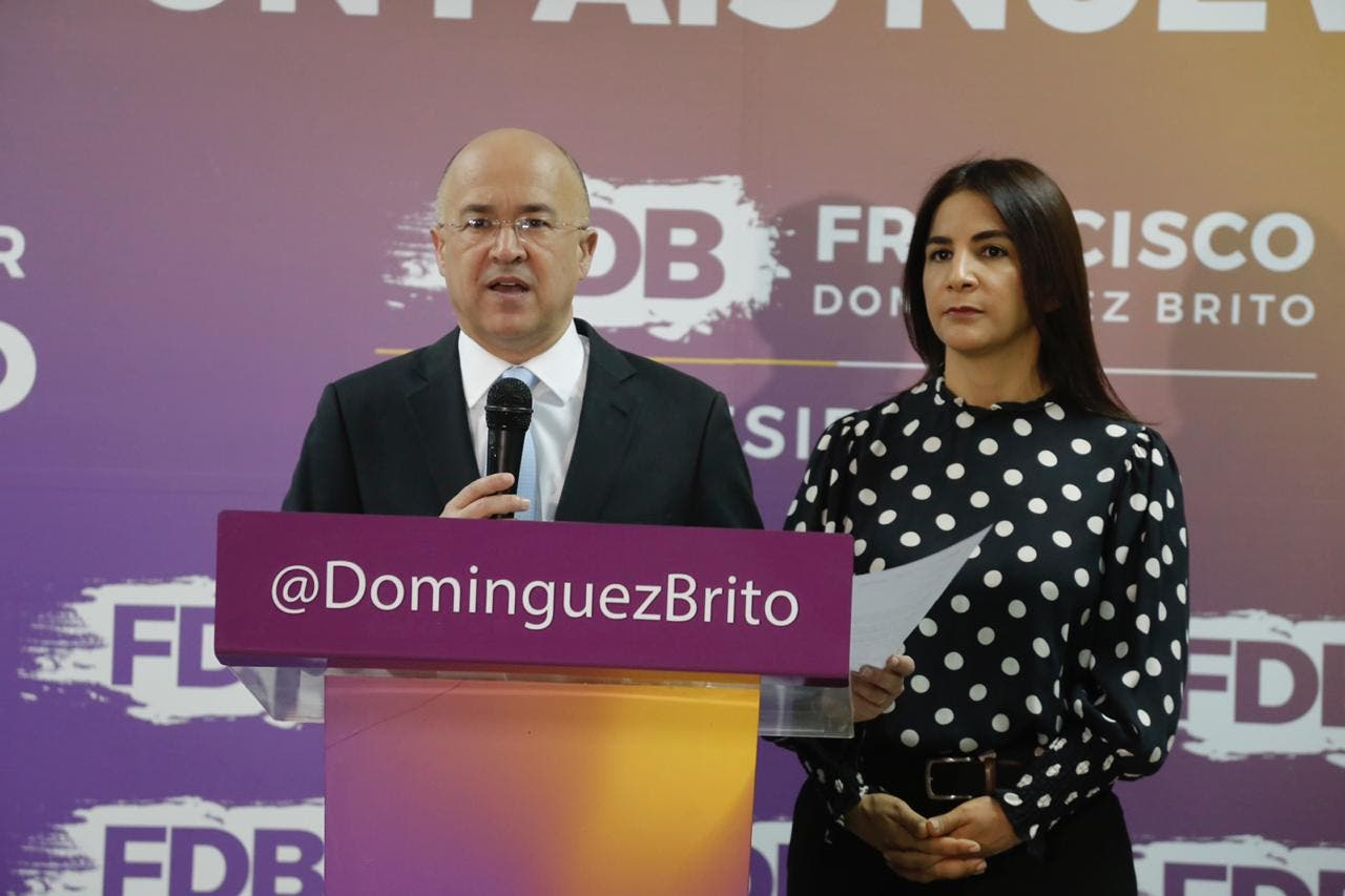 Francisco Domínguez Brito cita a Leonel Fernández este domingo a debate público
