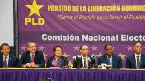 El listado de los  precandidatos debe ser entregado a la Junta  Electoral Central el 22 de este mes.