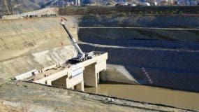 La presa  Monte Grande potencializará la agricultura en la zona.
