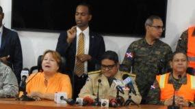 Los organismos que integran el Centro de Operaciones de Emergencias activaron  planes de prevención para evitar  situaciones  lamentables. Nicolás Monegro