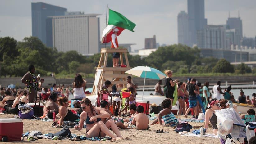Julio fue el mes más caluroso de la historia y advierten que las temperaturas seguirán subiendo