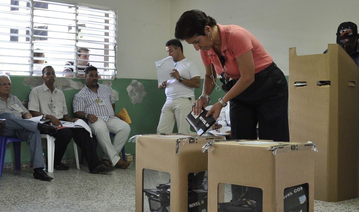 Los votantes podrán elegir de manera cruzada en las próximas elecciones de 2020.