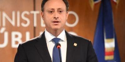 El procurador Jean Rodríguez