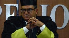 Román Jáquez convocó para hoy a la parte  demandante.