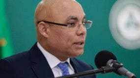 Cristóbal Rodríguez, abogado y profesor universitario.