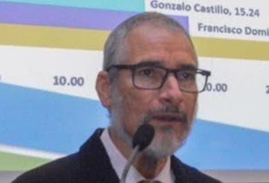 Pedro Ripley,  durante el encuentro con la prensa.