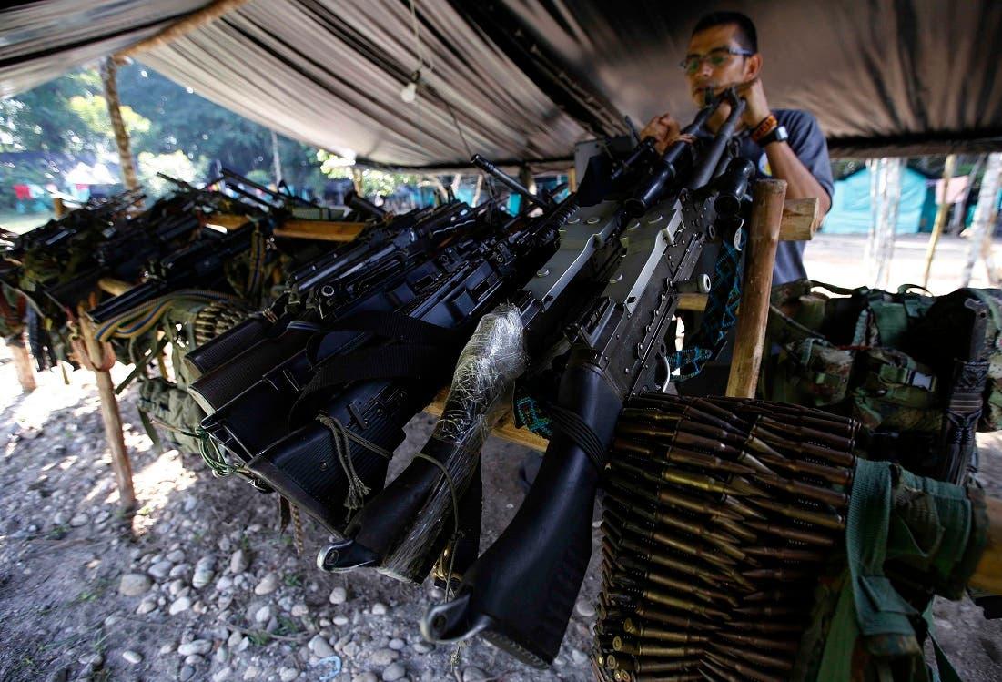 Mueren nueve disidentes de las FARC en una gran operación militar en Colombia