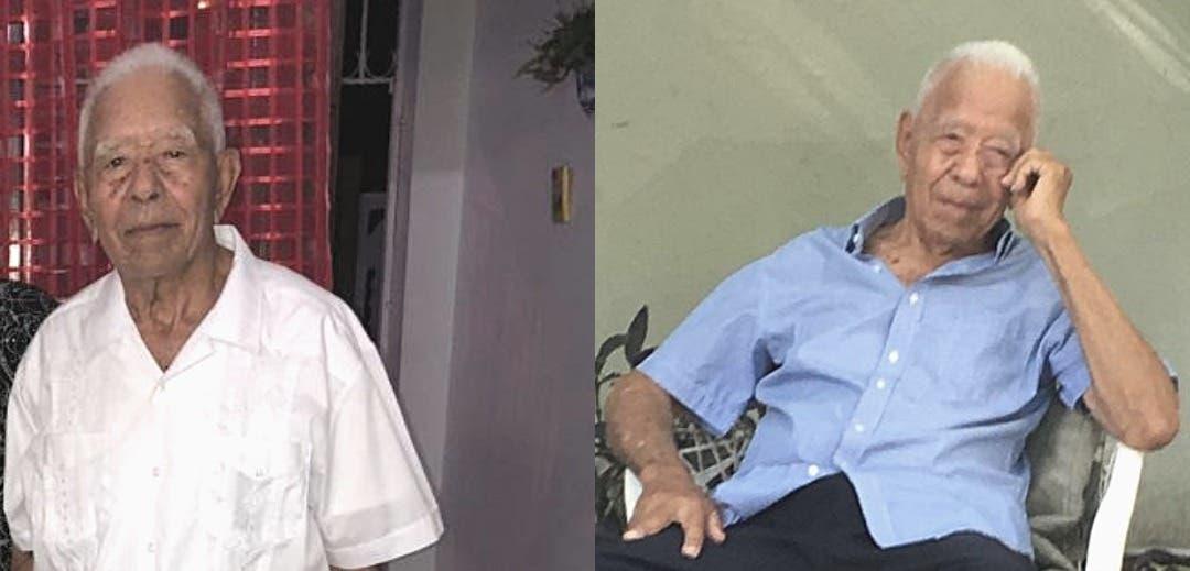 Un anciano de 93 años está desaparecido desde ayer