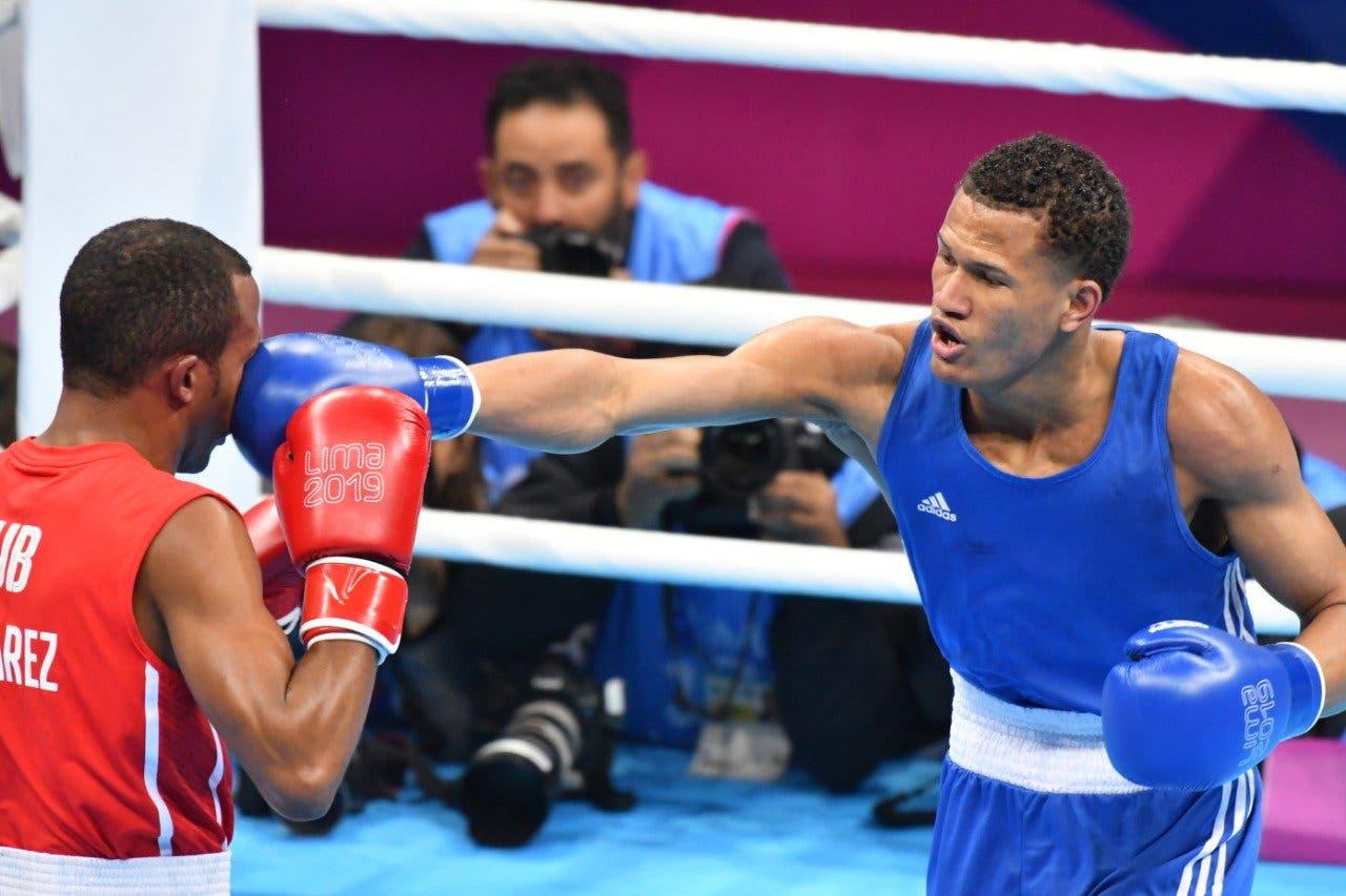 Boxeador dominicano Leonel Santos dice le arrebataron el oro panamericano
