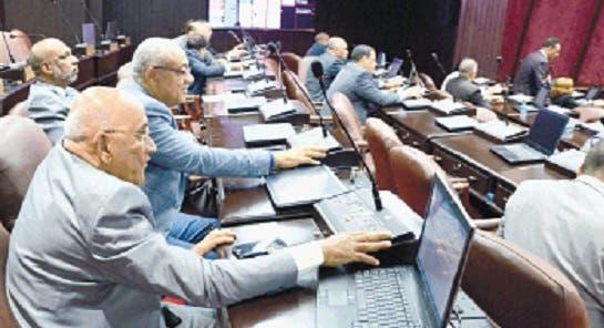 Legisladores se muestran inconformes con altas cortes