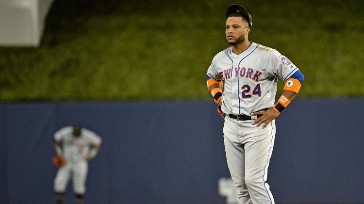 El dominicano Robinson Canó nuevamente lesionado en los Mets