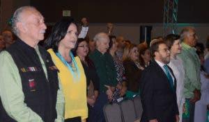 Fidelio Despadel, Minou Mirabal, Guillermo Moreno y otros candidatos.