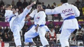 El equipo femenino de Karate obtuvo oro en kata.