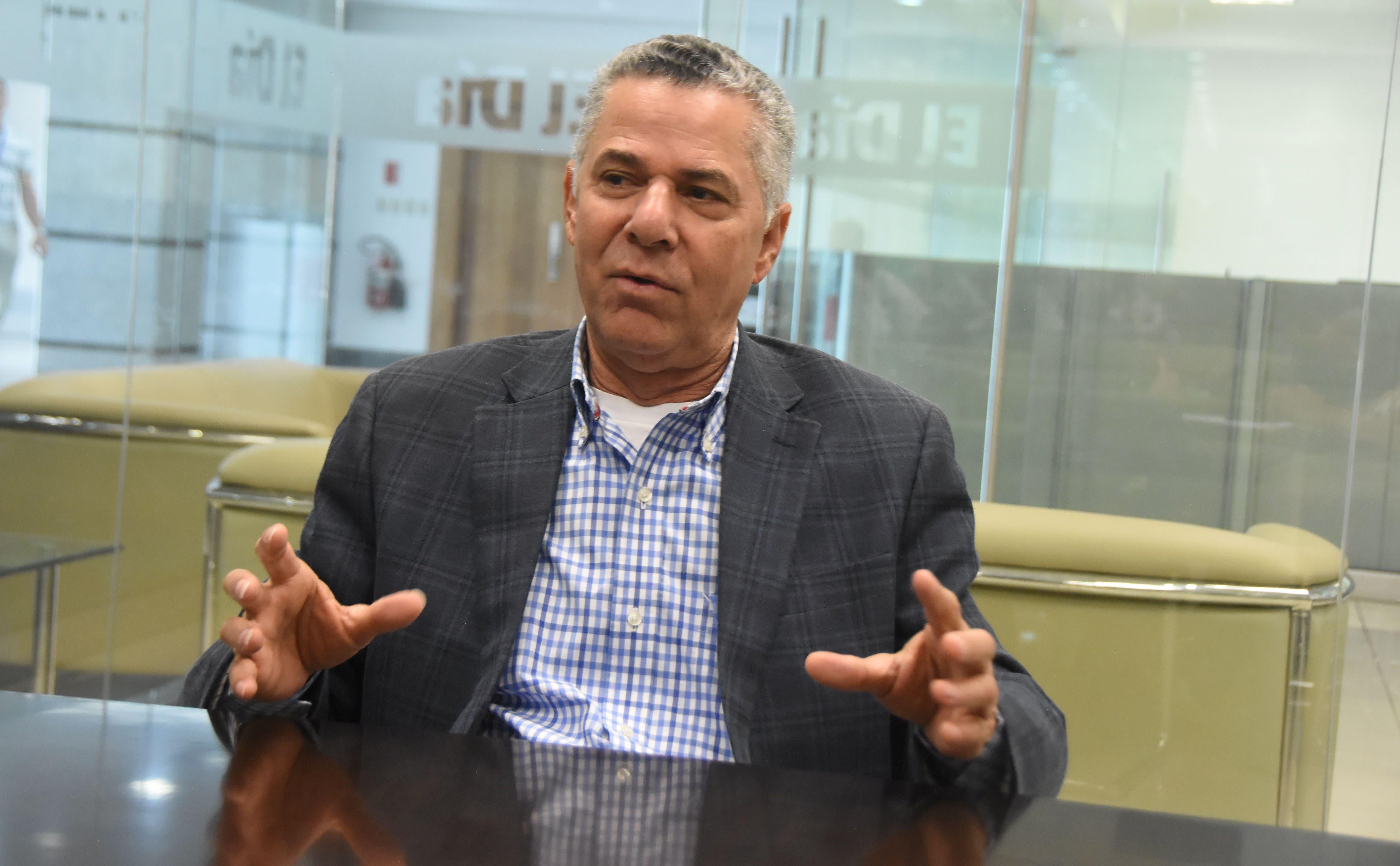 Manuel Jiménez apoya a Marino Zapete; dice «nos ha defendido a todos»