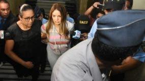 Marisol Franco fue enviada a la cárcel Najayo-Mujeres, en San Cristóbal.