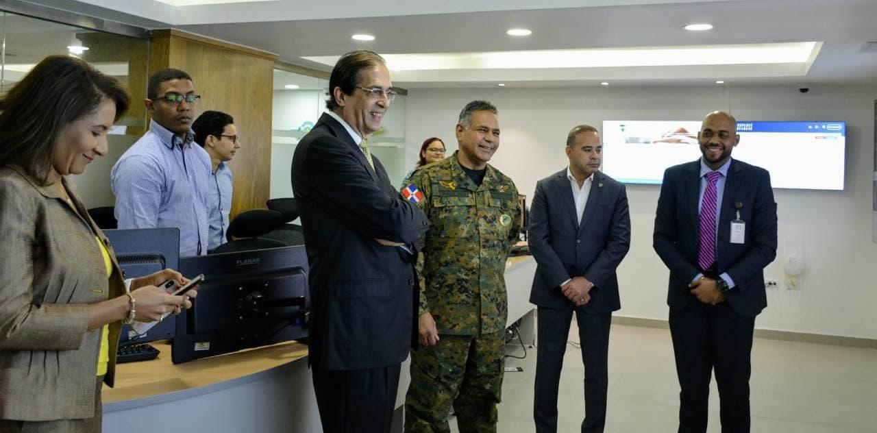 Ministro Gustavo Montalvo destaca labor del centro de ciberseguridad