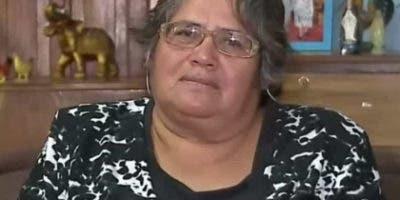 """Elizabeth Ogaz, la mujer que se hizo viral por la frase """"Vistima"""""""