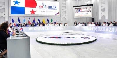 Presidente hondureño instala reunión de cancilleres de Mecanismo Tuxtla.