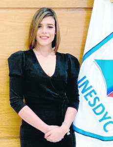 Anibel González tenía proyección de diplomática.