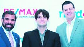 Mélido Marte, Manuel Alejandro Grullón y Orlando Prieto.