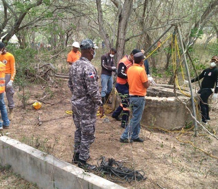 Hallan cadáver de un hombre en pozo en Guayubin