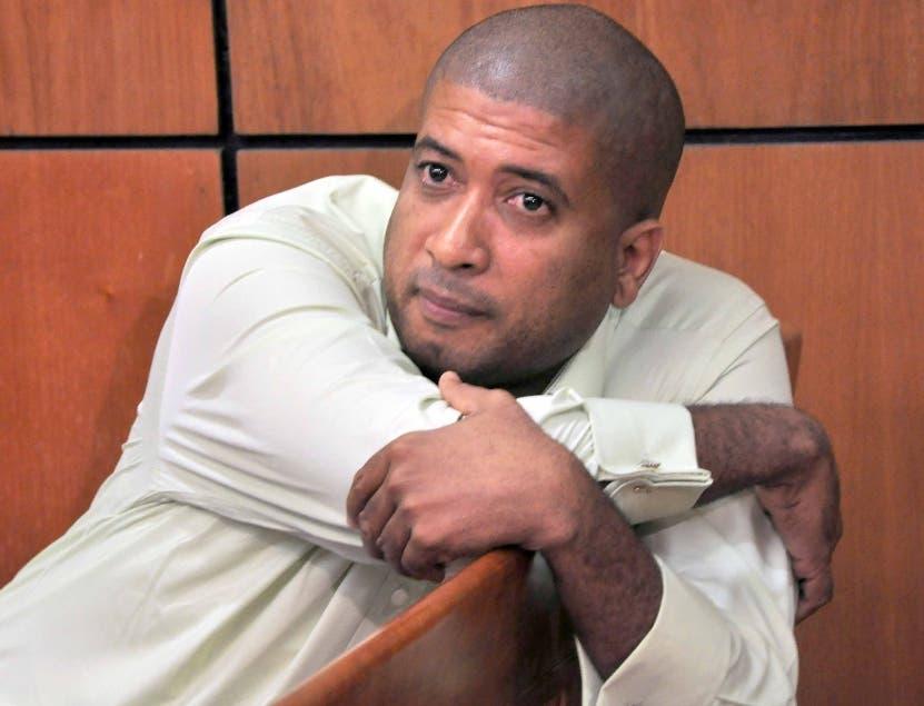 Ramón Antonio del Rosario había sido extraditado a EU.