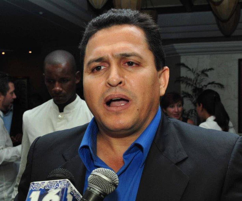 Jiménez Cruz en la actualidad presidía el denominado Movimiento Nacional Cristiano.