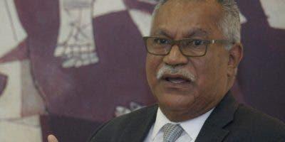 Ernesto Reyna, vicepresidente Ejecutivo del Consejo Nacional para el Cambio Climático y Mecanismo Desarrollo Limpio.