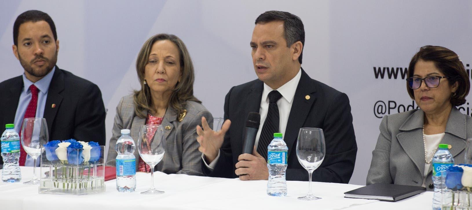 Luis Henry Molina habla al cierre de las consultas realizadas por la SCJ para Visión Justicia 20-24.