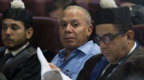Contra Ángel Rondón y otros cinco acusados se iniciará audiencia a partir de mañana.