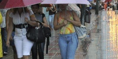 Durante este jueves se registraron fuertes lluvias en SD.