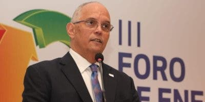 Director de la Comisión de Energía, Ángel Canó, aboga porque se apruebe la Ley de residuos sólidos.